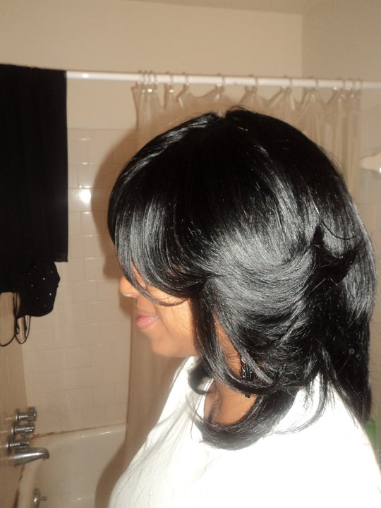 Quick Weaves Partial Sew Ins Kids Braids Charlotte In